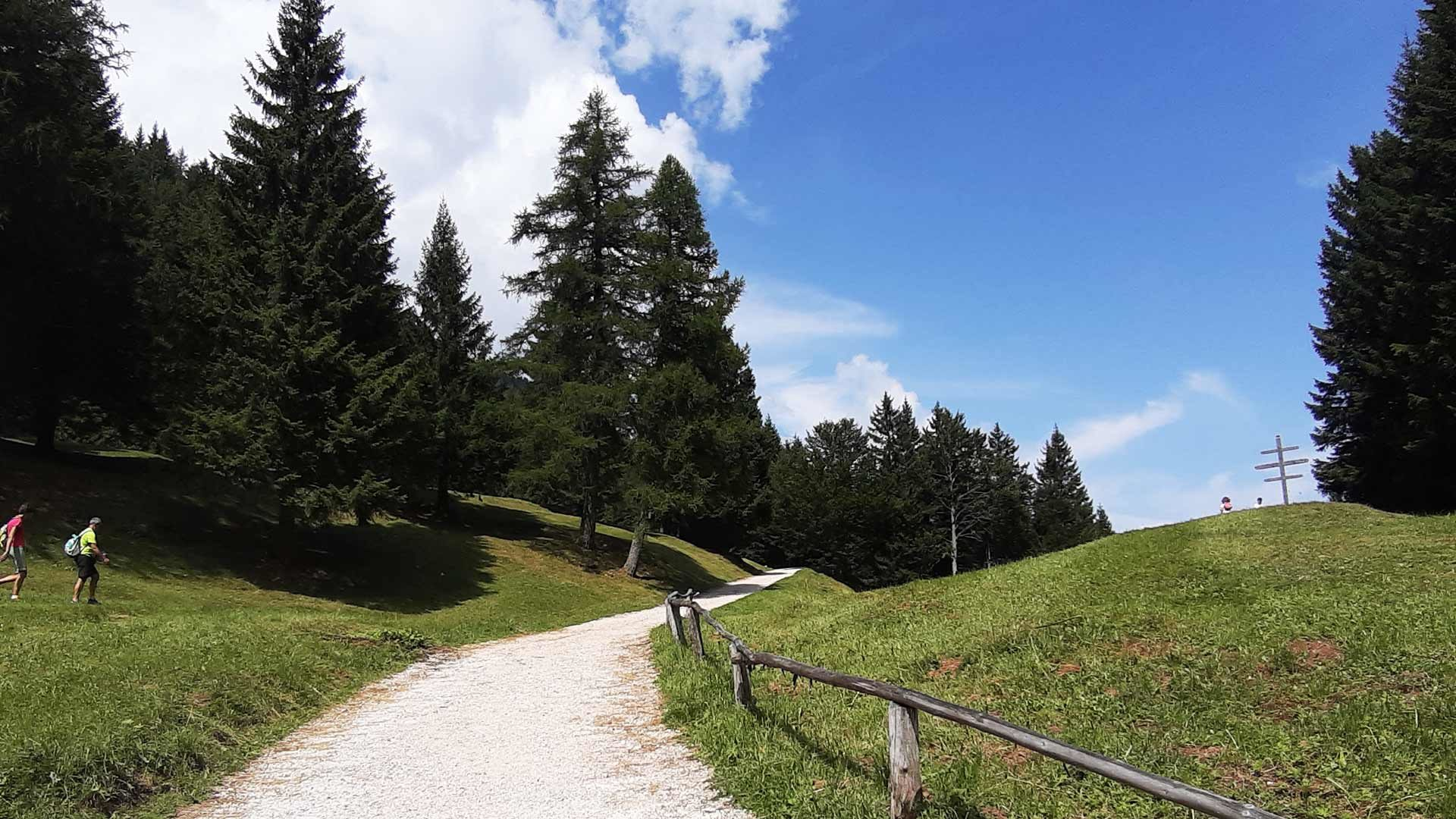Wanderung zur Laugenalm