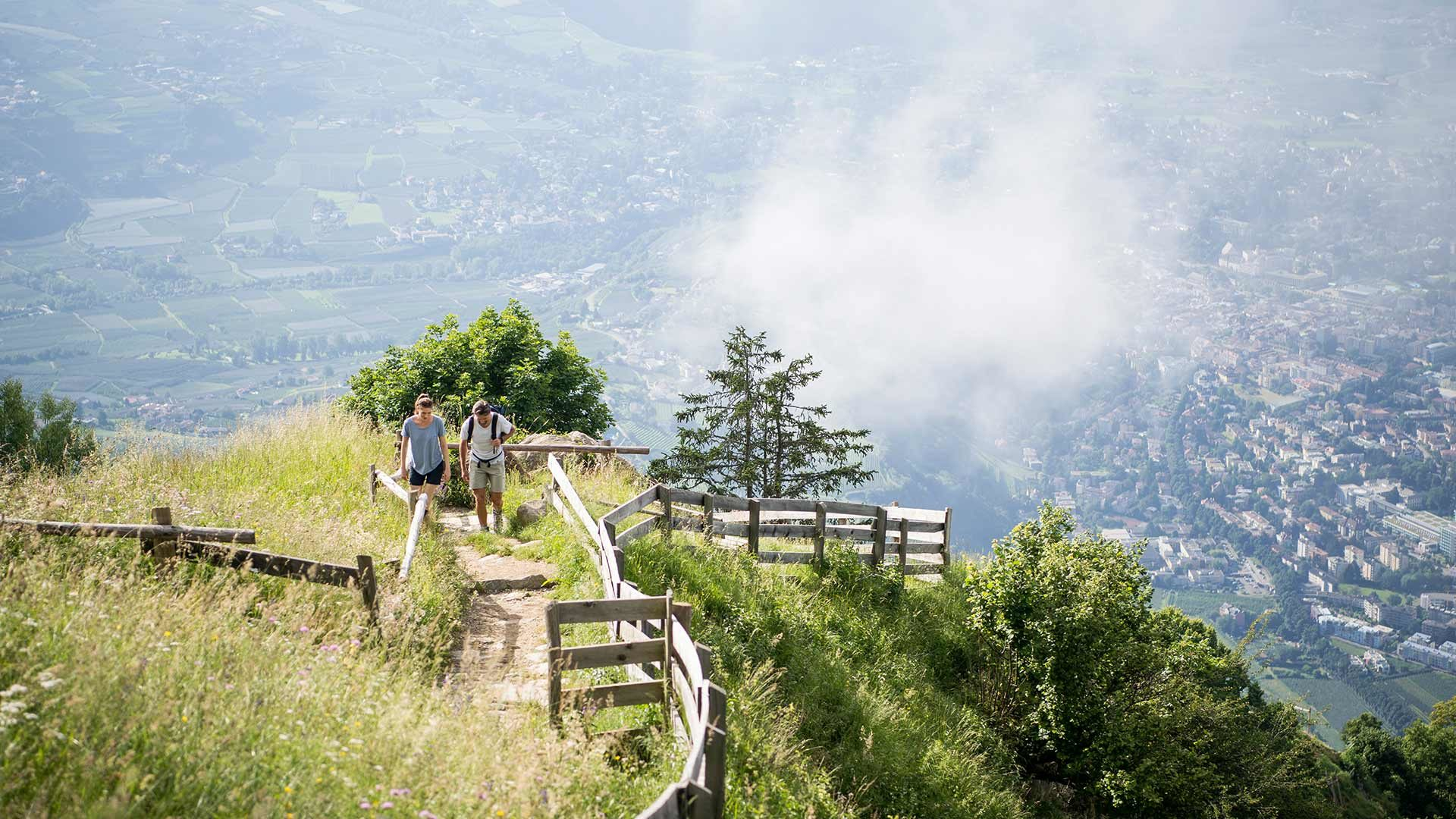 Wanderung - Meraner Höhenweg