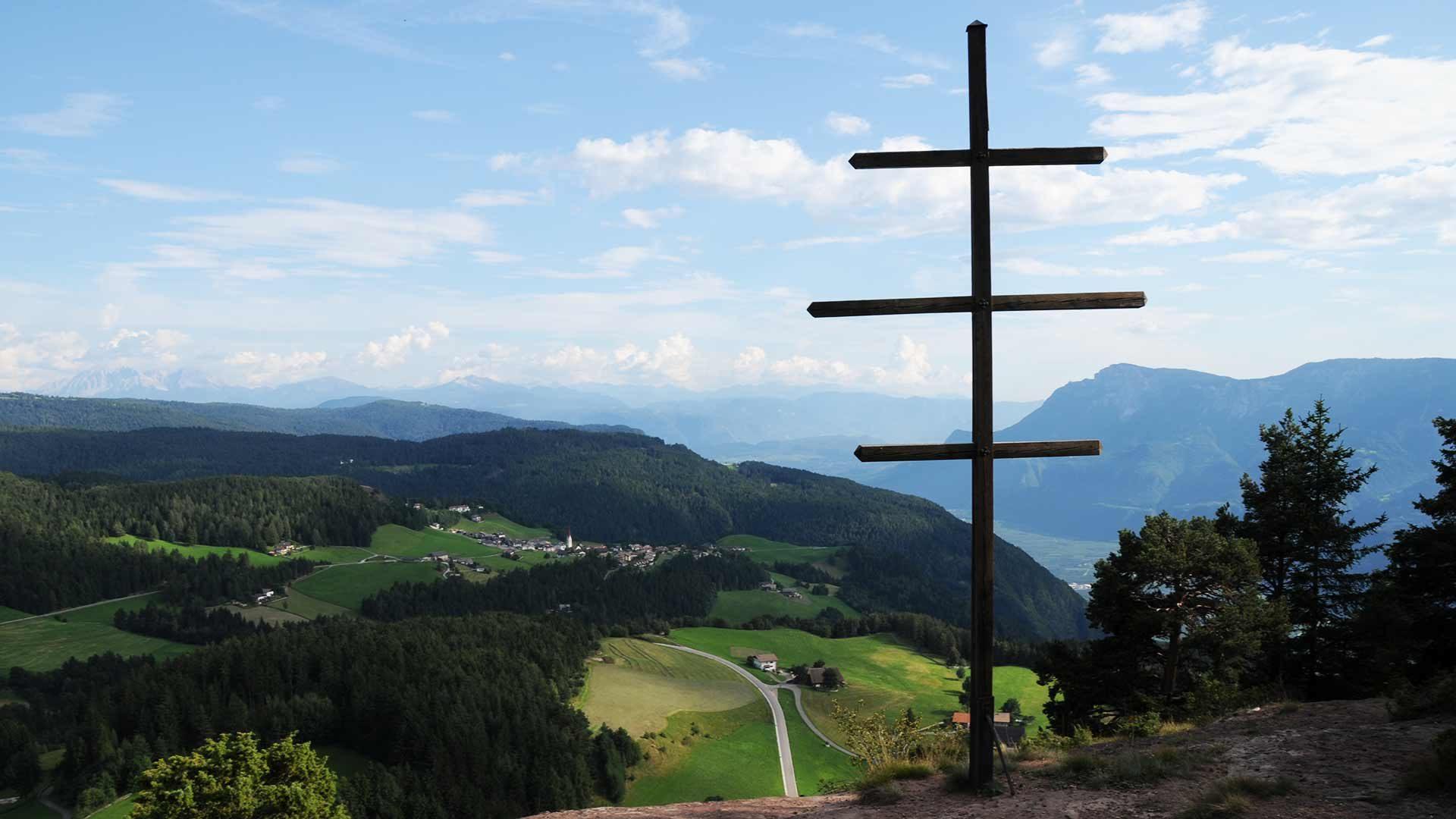 Panoramaweg Vöran