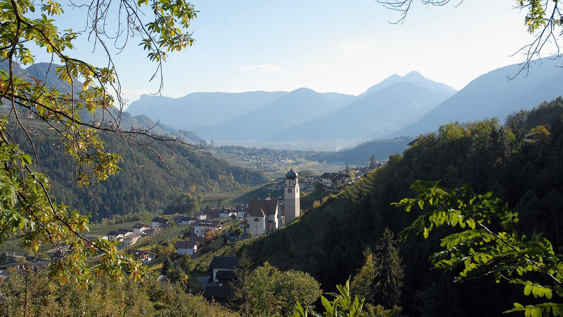 Rundwanderung zum Berggasthof Walde