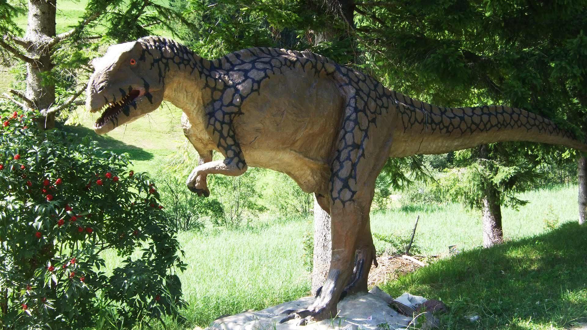 "Saurierlehrpfad ""Triassic Park"""