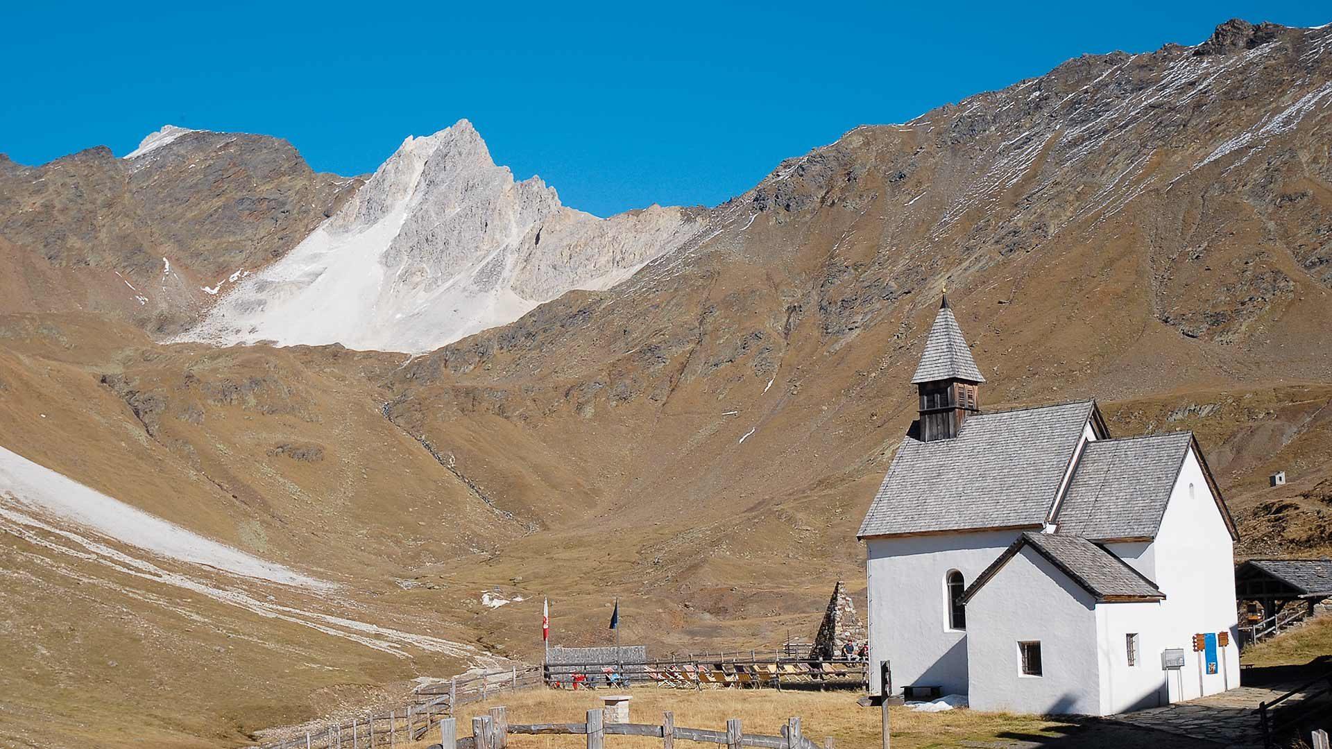 Wanderung nach Schneeberg