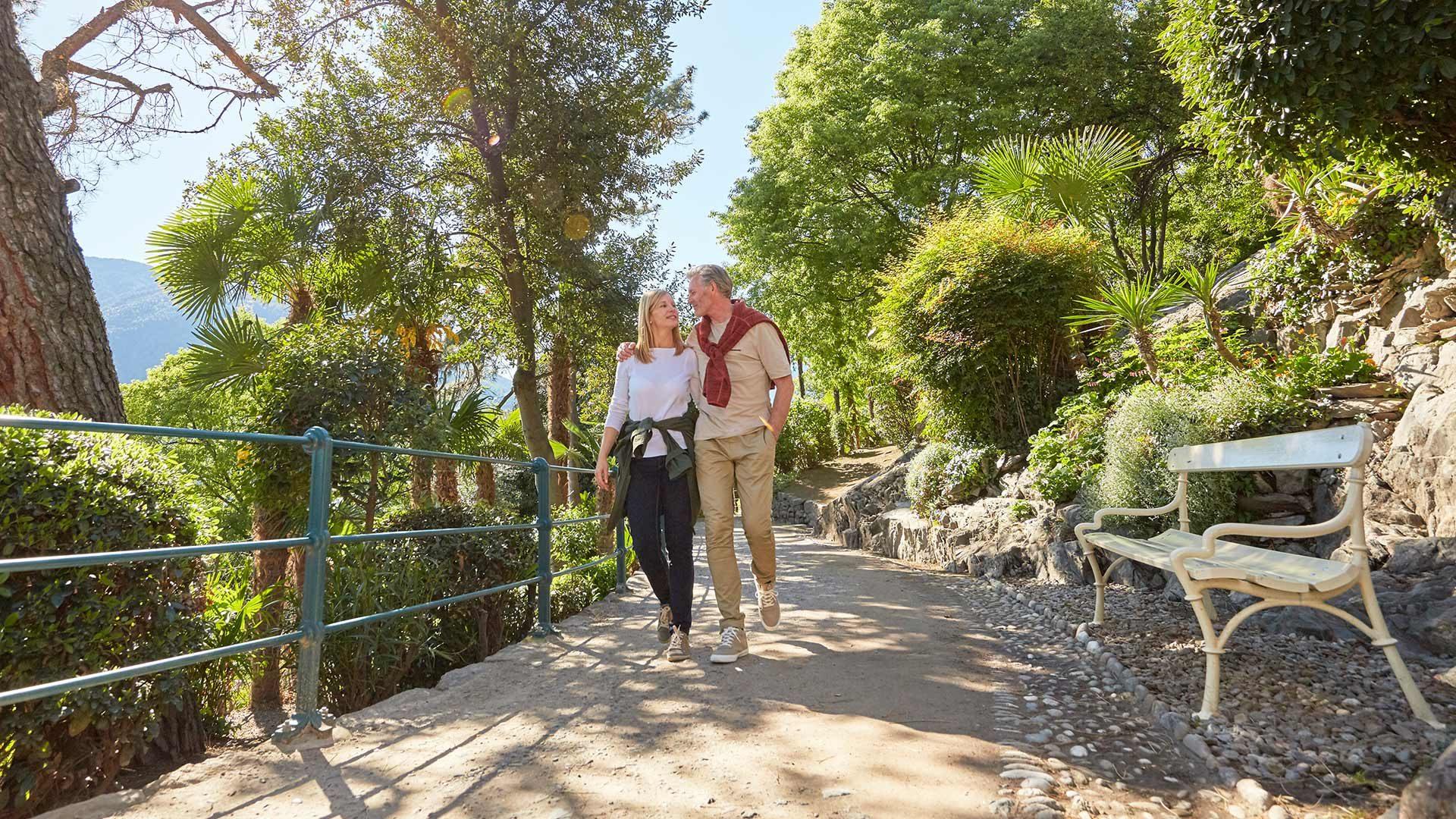 Wanderung Meran - Schloss Thurnstein