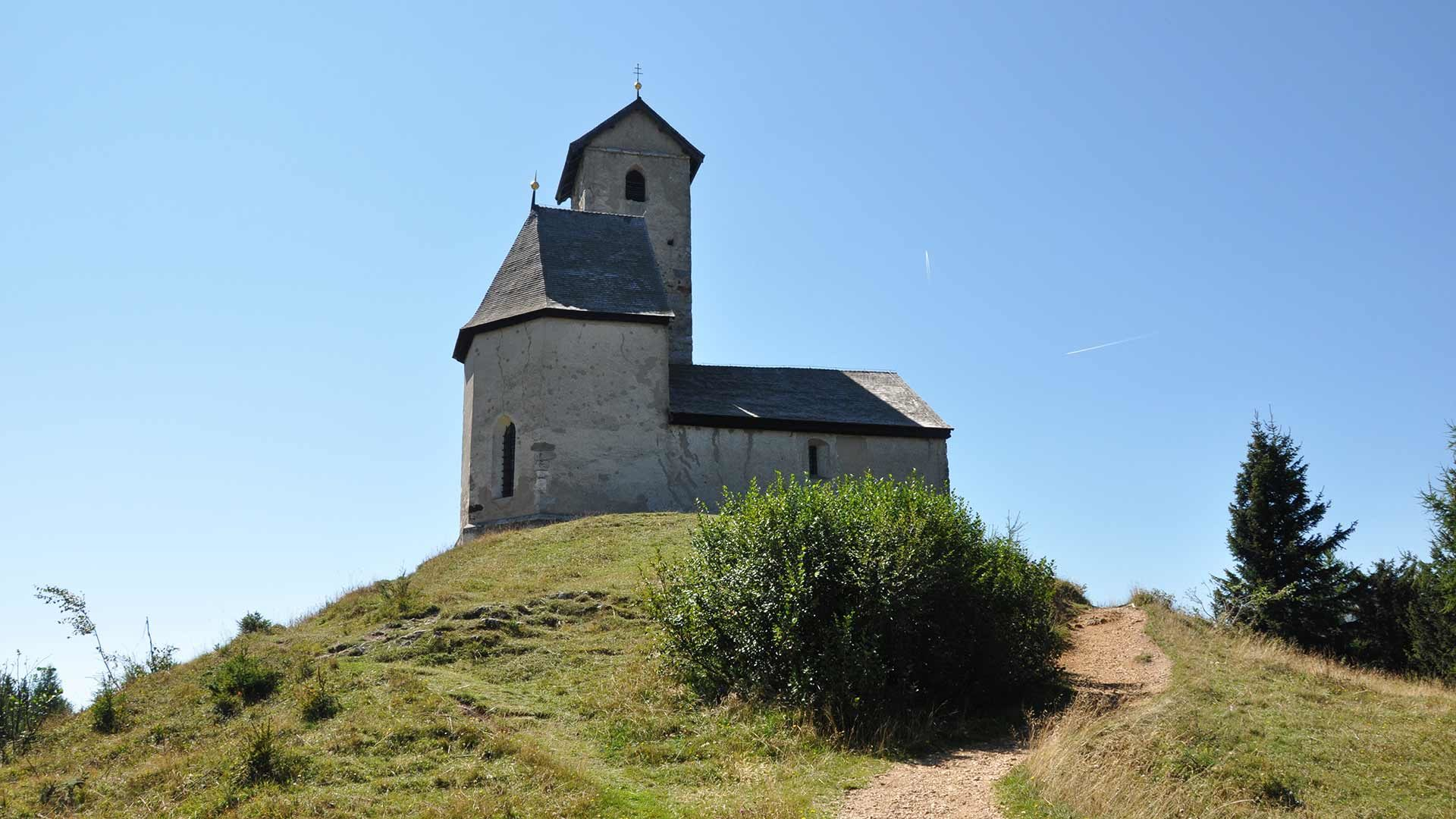 Wanderung Vigiljoch – Aschbach